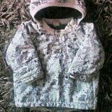 Куртка h&m,74. Фото 1.