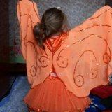 Костюм бабочки. Фото 2.