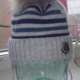 Детская шапочка, зимняя. Фото 1. Новосибирск.