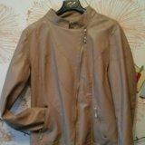 Куртка кожаная. Фото 1. Иваново.