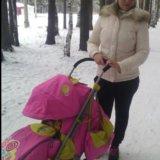 Санки-коляска детям ника 7. Фото 2. Екатеринбург.