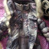 Курточка- пальто 140. Фото 2. Красноярск.
