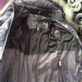 Курточка- пальто 140. Фото 3. Красноярск.