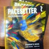 Учебник pacesetter, уровень pre-intermediate. Фото 3. Санкт-Петербург.