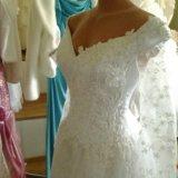 Свадебное платье. Фото 1. Бобров.