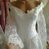Свадебное платье. Фото 2. Бобров.