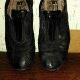 Ботинки мужские осень-зима. Фото 1.