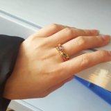 Кольцо новое размер 16,5. Фото 2. Краснодар.