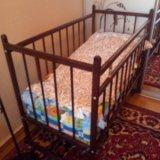 Детская кроватка. Фото 2. Ульяновск.