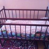Детская кроватка. Фото 3. Ульяновск.