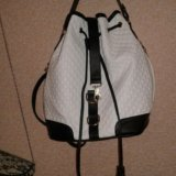 Рюкзак трансформер и клатч в подарок. Фото 1.