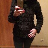 Куртка женская с норкой,сумка gf ferre в подарок. Фото 1.