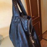 Куртка женская с норкой,сумка gf ferre в подарок. Фото 2.