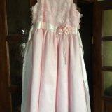 Платье для девочки рост 146. Фото 1.