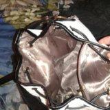 Рюкзак трансформер и клатч в подарок. Фото 3.