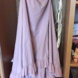 Длинная юбка (новая). Фото 1.