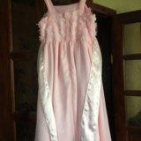 Платье для девочки рост 146. Фото 2.