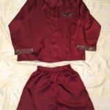 Пижама мужская 54 р. шёлк. Фото 4.