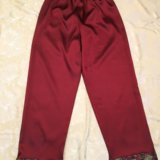 Пижама мужская 54 р. шёлк. Фото 2.