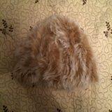 Шапка из меха кролика. Фото 2.