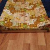 Пеленальный столик на кровать. Фото 1.