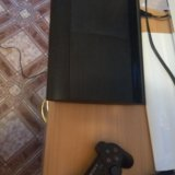 Ps3 superslim 250гб+20игр. Фото 2.