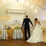 Оформление свадебного зала. Фото 1.