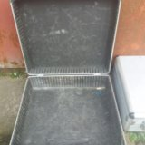 Ящик металический. Фото 3.
