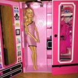 Кукла барби со шкафом. Фото 3. Москва.