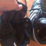 Кроссовки ботинки. Фото 1.