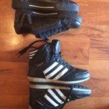 Кроссовки ботинки. Фото 2.
