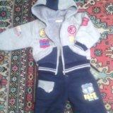 Демисизонный костюм для мальчика. Фото 1. Уссурийск.