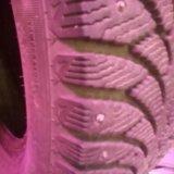 Шины зимние. Фото 1.