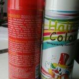 Баллончики с краской для волос. Фото 2.