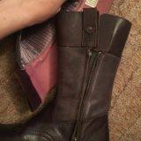 Сапоги ботинки timberland оригинал. Фото 3.