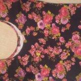 Платье с цветами, м. Фото 2. Москва.