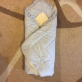 Конверт-одеяло. Фото 1.