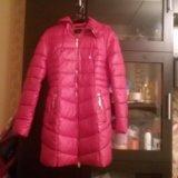 Куртка красная новая. Фото 3. Москва.