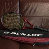 Теннисная ракетка женская с чехлом. Фото 1. Путевка.