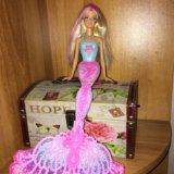 Барби русалка. Фото 1.