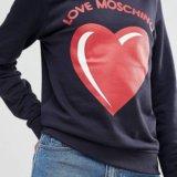 Свитшоты love moschino новые. Фото 1. Мосрентген.