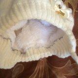 Тёплая зимняя шапка для крохи. Фото 3. Ростов-на-Дону.