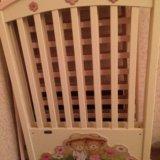 Кроватка для принцесс. Фото 1. Истра.