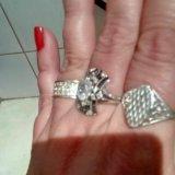 Кольца из серебра 925. Фото 3.