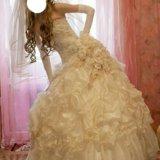 Свадебное платье. Фото 1. Самара.