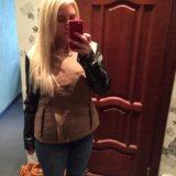 Куртка весенняя. Фото 2. Санкт-Петербург.
