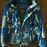 Куртка утепленная для мальчика размер указан 38(s). Фото 3.