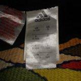 Штаны adidas утепленные. Фото 3.