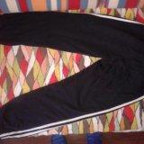 Штаны adidas утепленные. Фото 2.