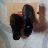 Ботинки мужские levis. Фото 1.
